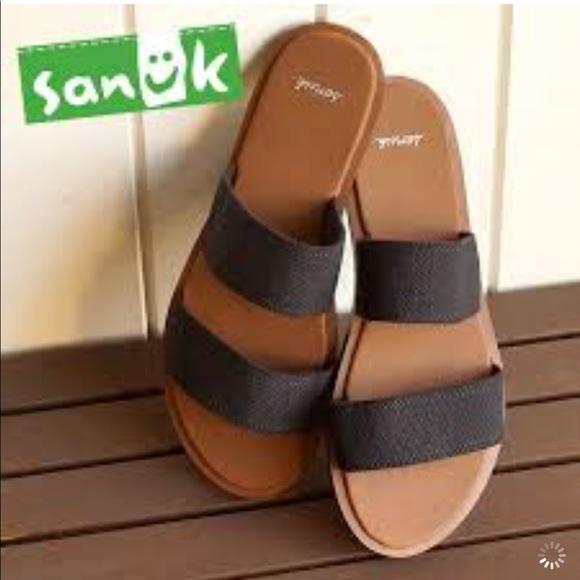 Sanük Women's 'Yoga Gora Gora' Slide Sandal